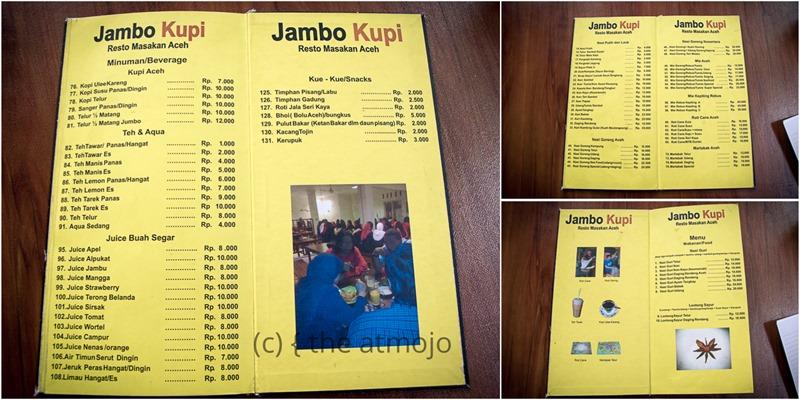 Menikmati Kopi Aceh di Jambo Kupi | the atmojo