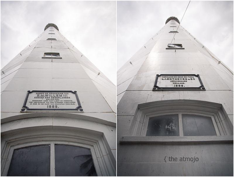 Singgah di Mercusuar Anyer | the atmojo