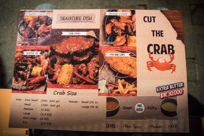 Pesta Makan Kepiting – Cut The Crab | the atmojo