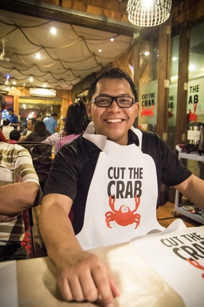 Pesta Makan Kepiting – Cut The Crab | the atmojo