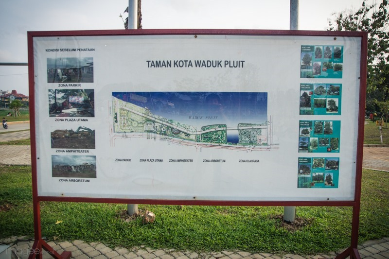 Taman Kota Waduk Pluit | the atmojo
