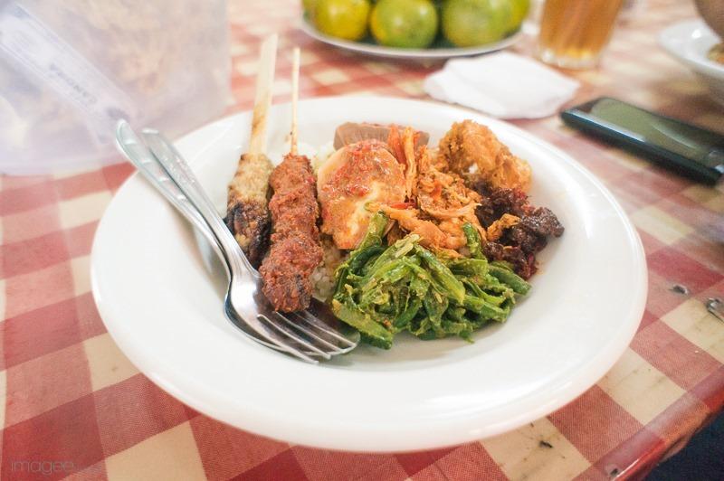 Nasi Campur Wardani yang Bikin Kangen   the atmojo