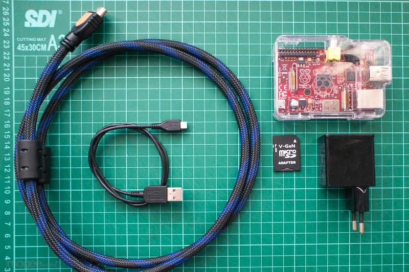Raspberry Pi Tutorial #1: Perangkat Pendukung | the atmojo