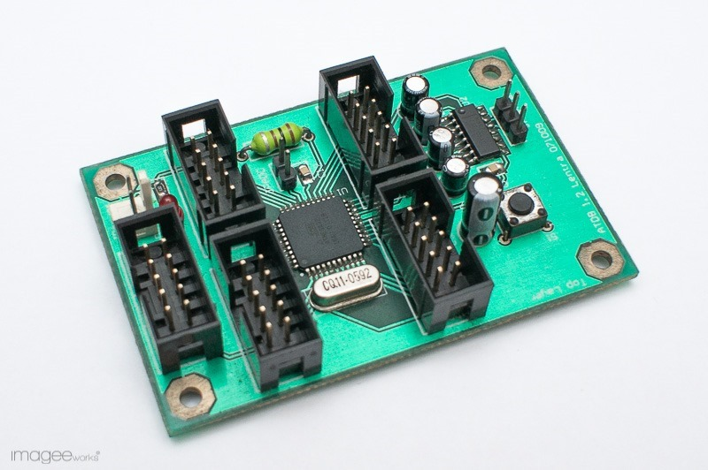 Development Board ATMEGA8535 | the atmojo