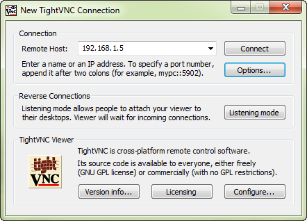 Raspberry Pi Tutorial #5: Instalasi TightVNC Remote Desktop | the atmojo