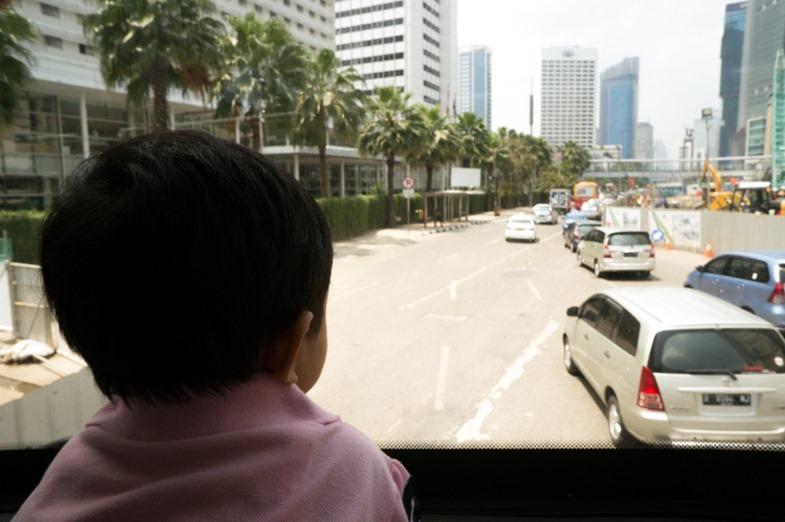 Keliling Jakarta Gratis naik Bus City Tour Jakarta | the atmojo