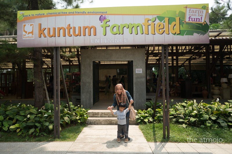 Tamasya ke Kuntum Farm Field | the atmojo
