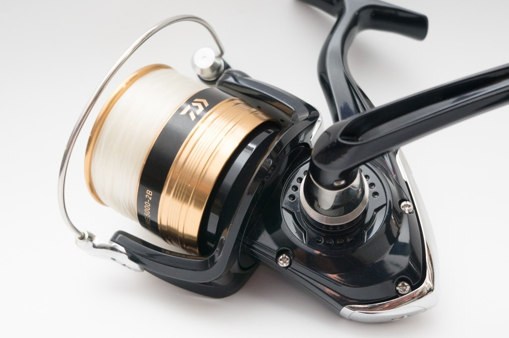 Review Reel Daiwa Sweepfire 2B 5000 | the atmojo